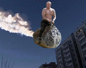 Predictable Putin