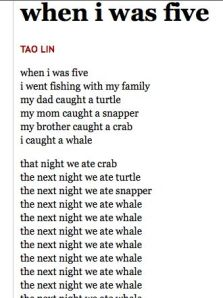 Tao Lin: Google search style poetry